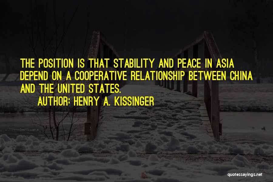 Henry A. Kissinger Quotes 2267631