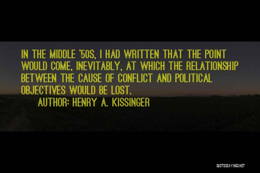 Henry A. Kissinger Quotes 493755