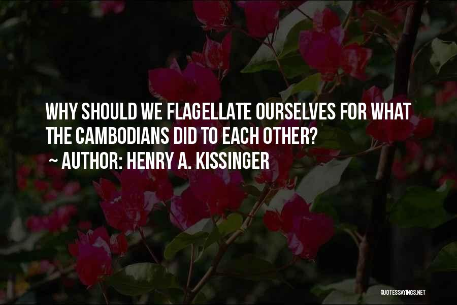 Henry A. Kissinger Quotes 627430
