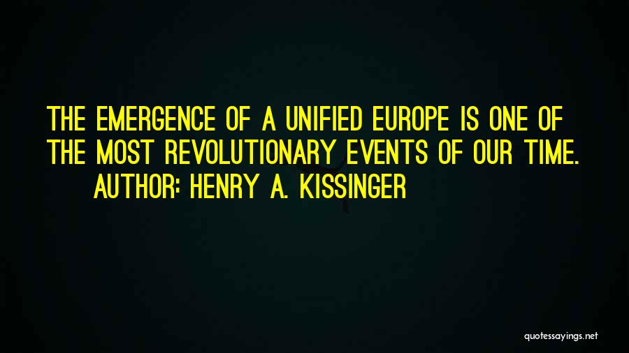 Henry A. Kissinger Quotes 85133