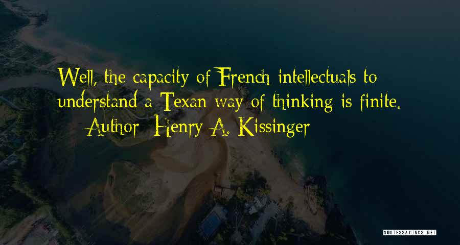 Henry A. Kissinger Quotes 987023