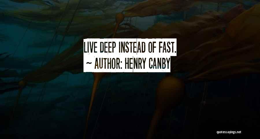 Henry Canby Quotes 2166304