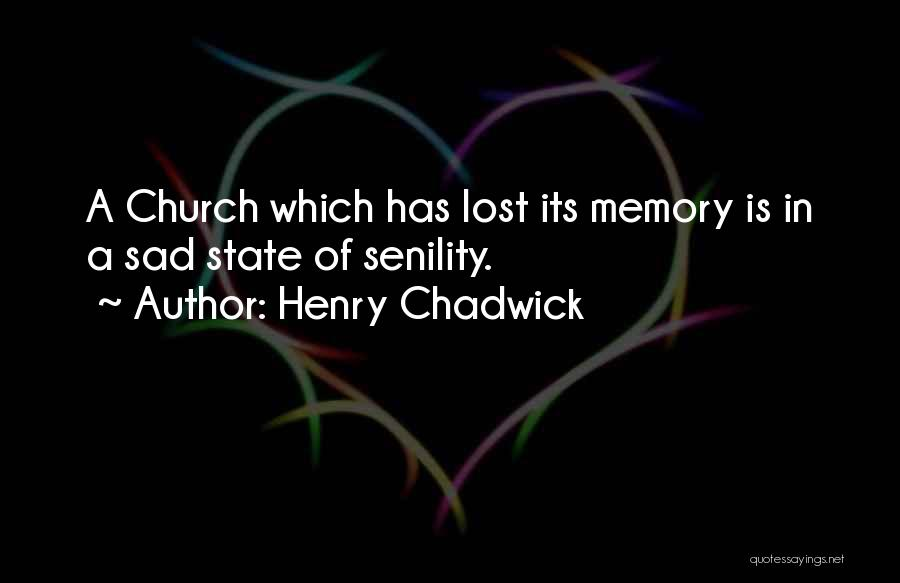 Henry Chadwick Quotes 1327100