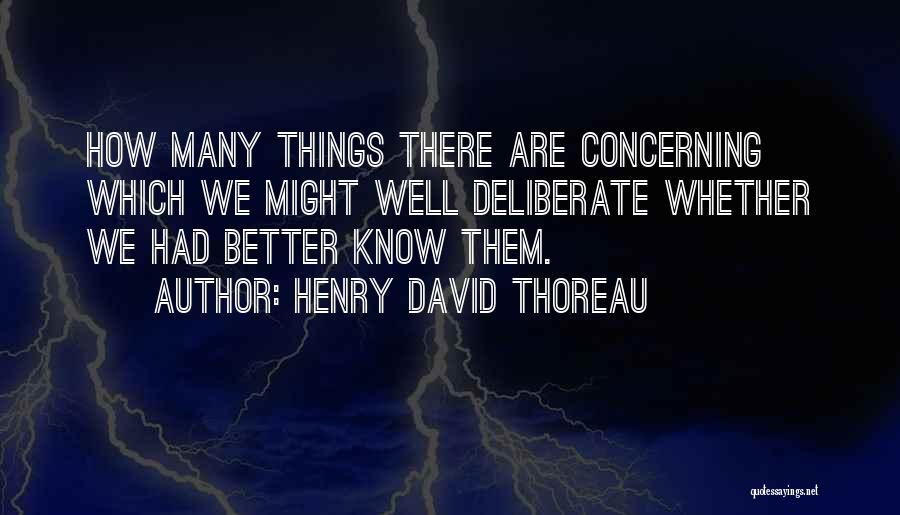 Henry David Thoreau Quotes 1006299