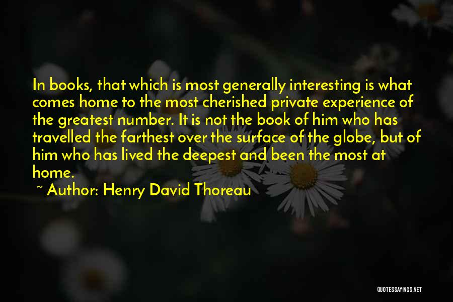 Henry David Thoreau Quotes 1065692