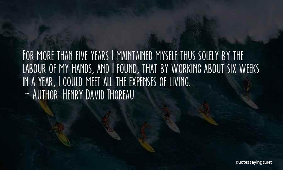 Henry David Thoreau Quotes 113695