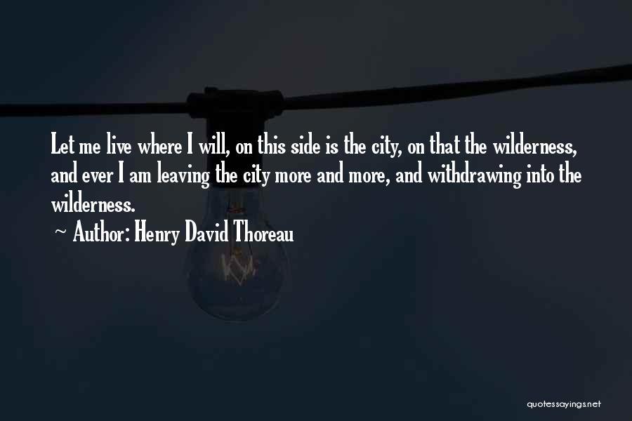 Henry David Thoreau Quotes 1181997