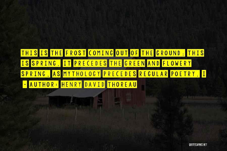 Henry David Thoreau Quotes 1224156