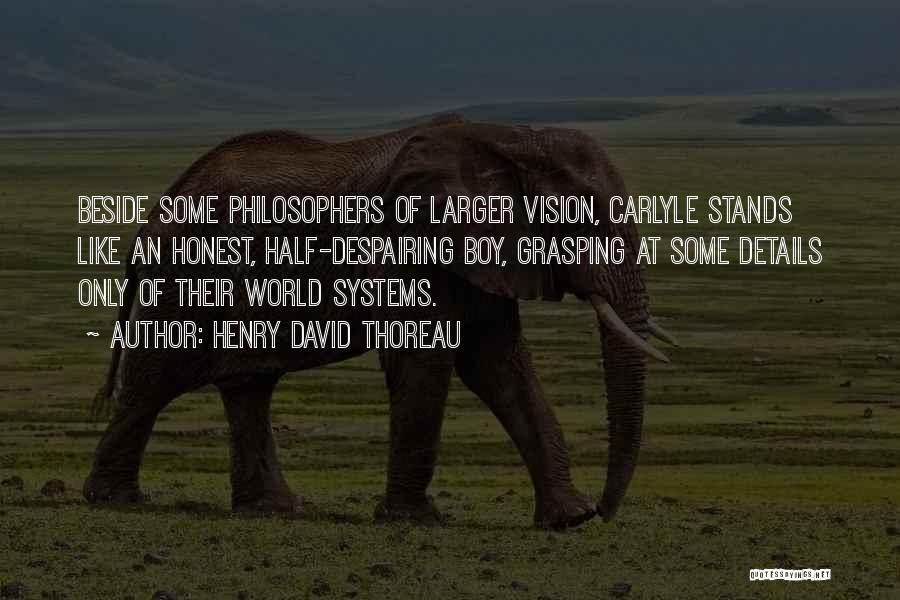 Henry David Thoreau Quotes 1330733