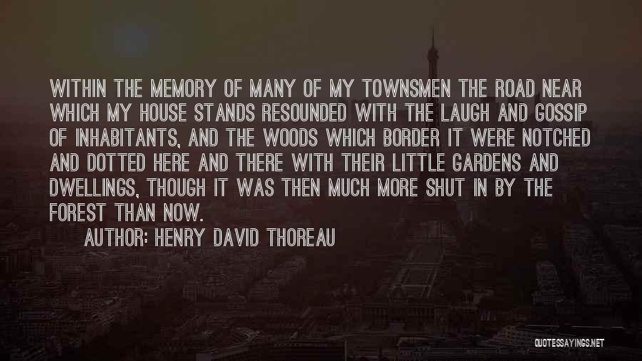 Henry David Thoreau Quotes 1478971