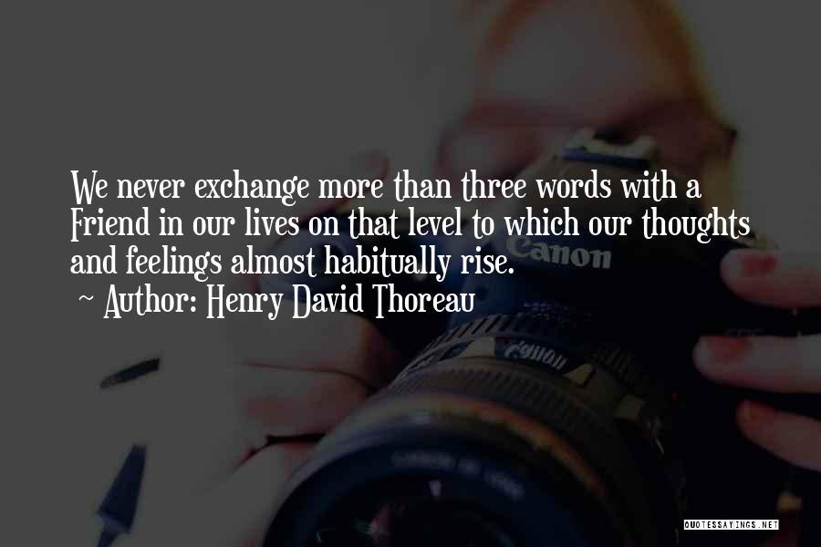 Henry David Thoreau Quotes 1564135