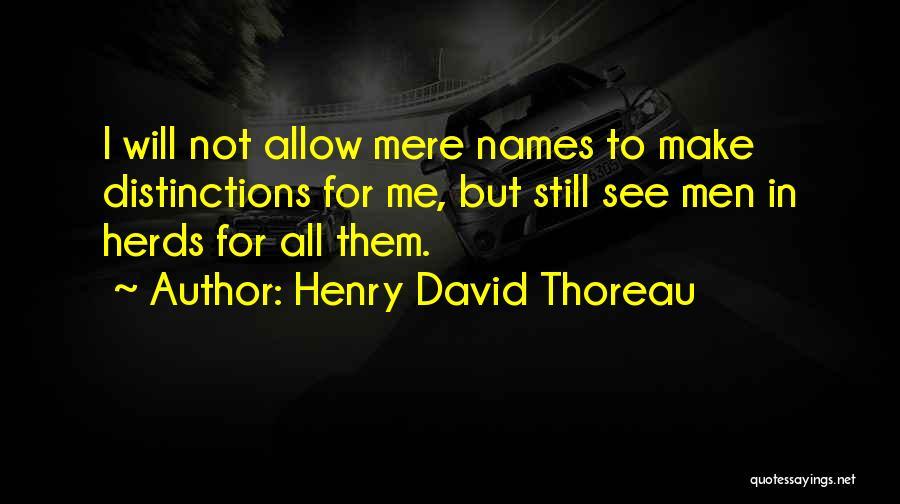 Henry David Thoreau Quotes 498604