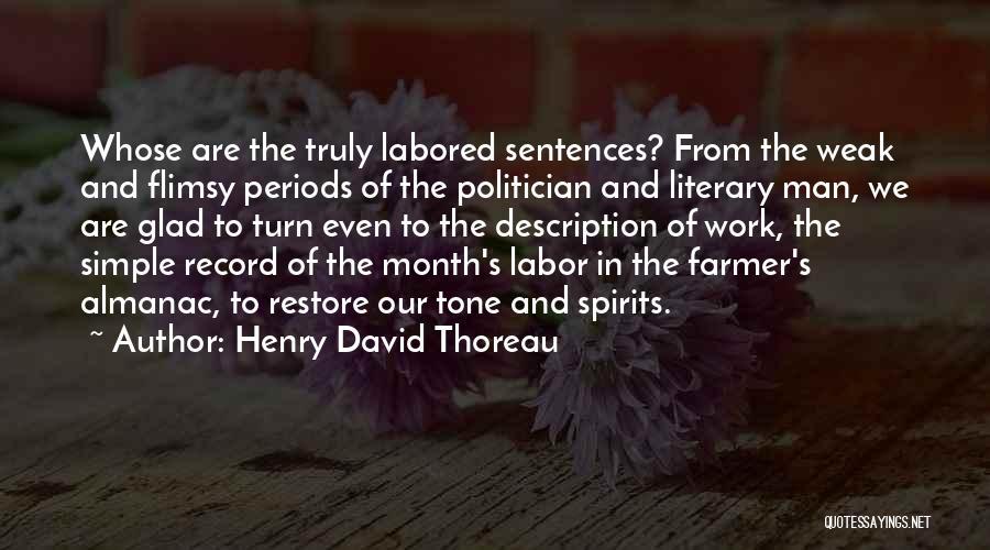 Henry David Thoreau Quotes 499971