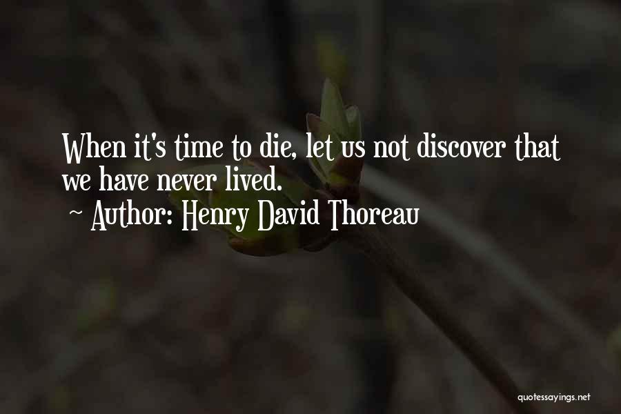Henry David Thoreau Quotes 603785