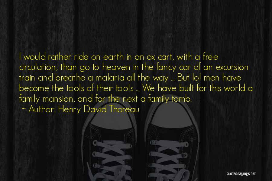 Henry David Thoreau Quotes 663198