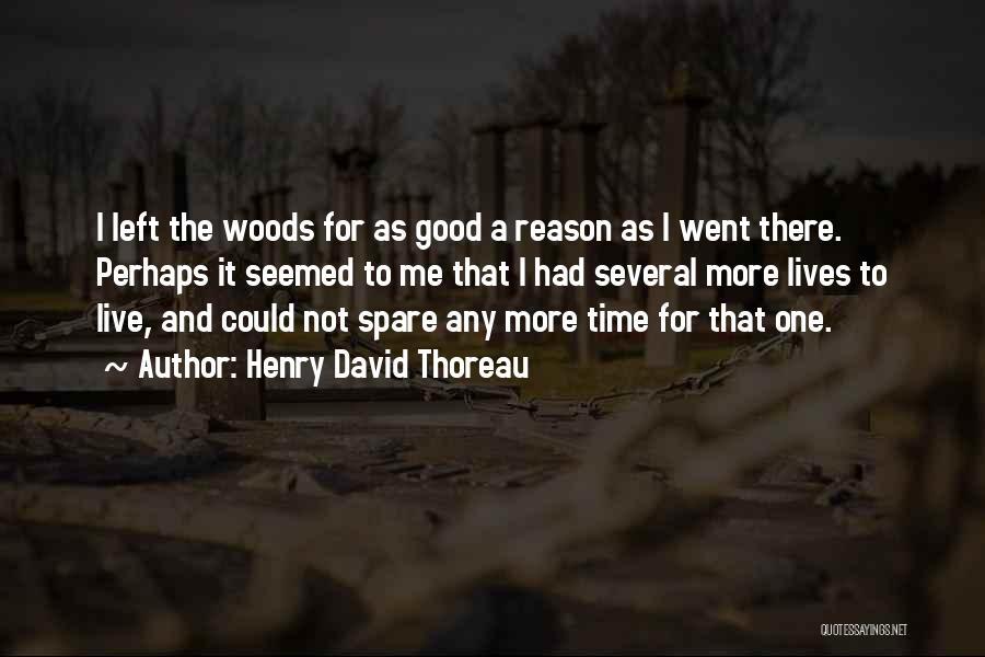 Henry David Thoreau Quotes 745699
