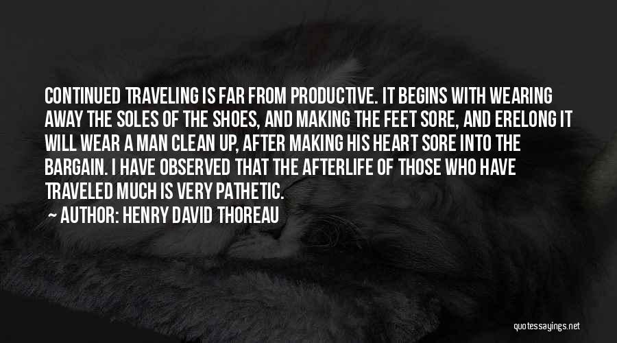 Henry David Thoreau Quotes 879401