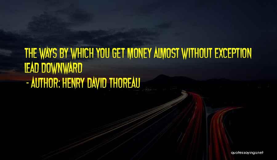 Henry David Thoreau Quotes 926226