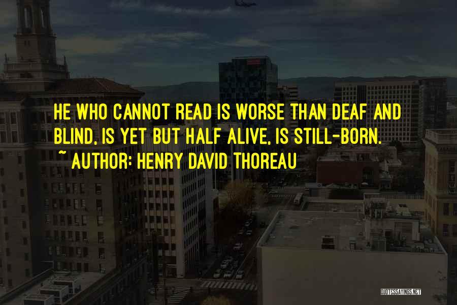 Henry David Thoreau Quotes 93098