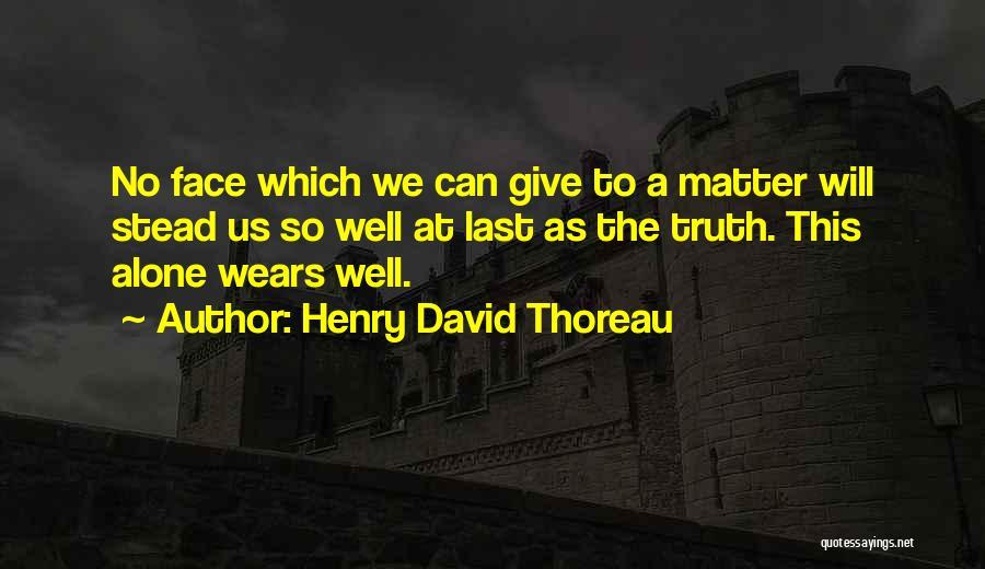 Henry David Thoreau Quotes 933430