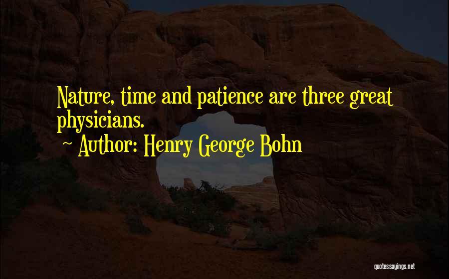 Henry George Bohn Quotes 1856082