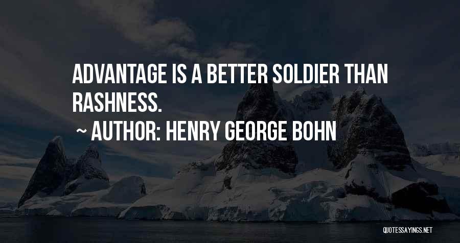 Henry George Bohn Quotes 252633