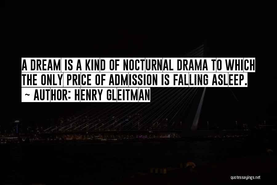 Henry Gleitman Quotes 815068