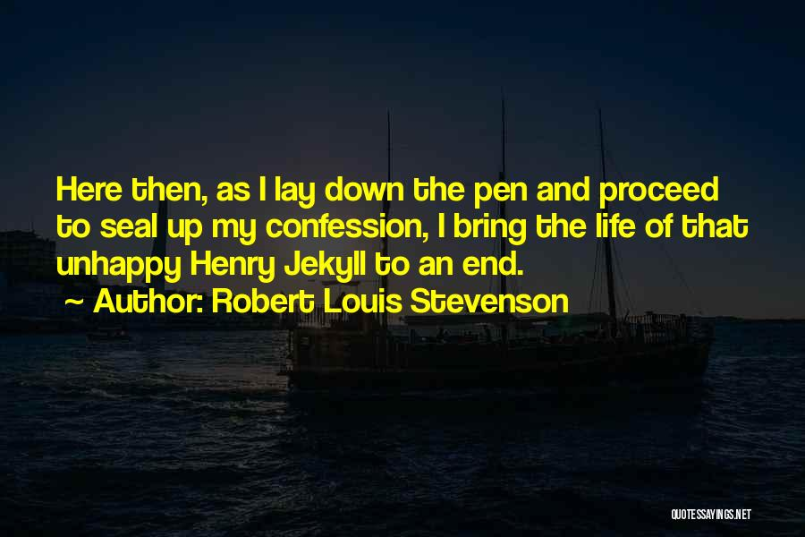 Henry Jekyll Quotes By Robert Louis Stevenson