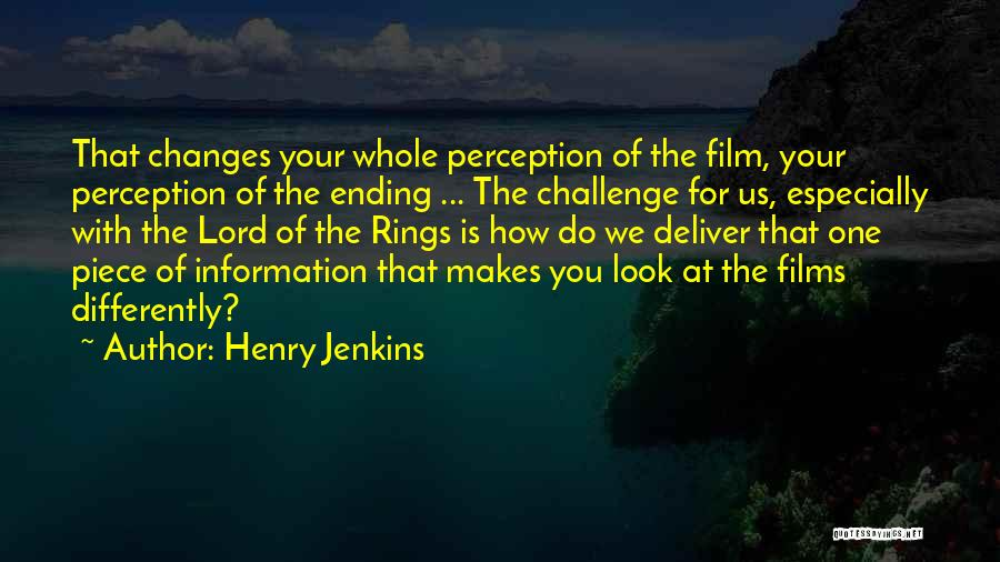 Henry Jenkins Quotes 1833229