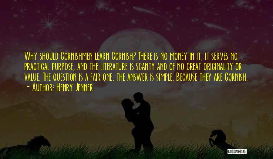 Henry Jenner Quotes 1196984
