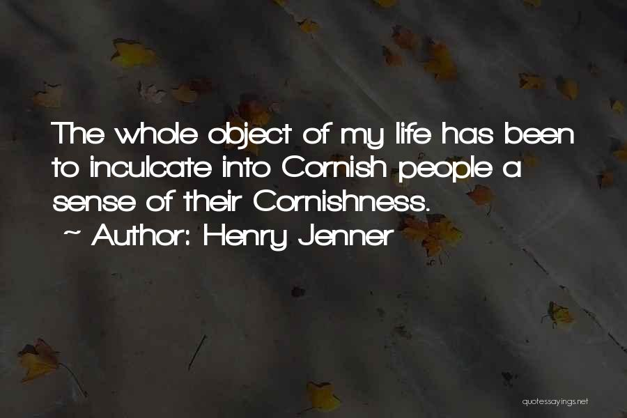 Henry Jenner Quotes 854761
