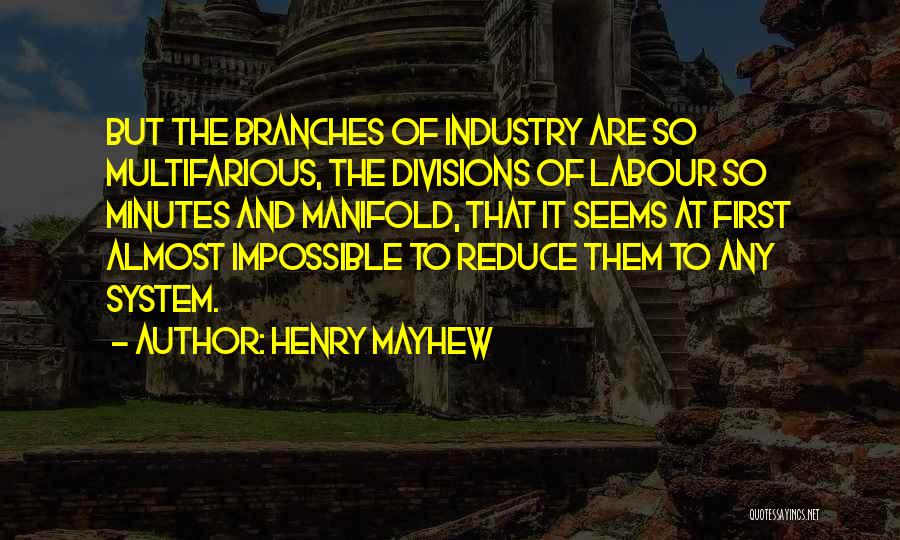 Henry Mayhew Quotes 1017199