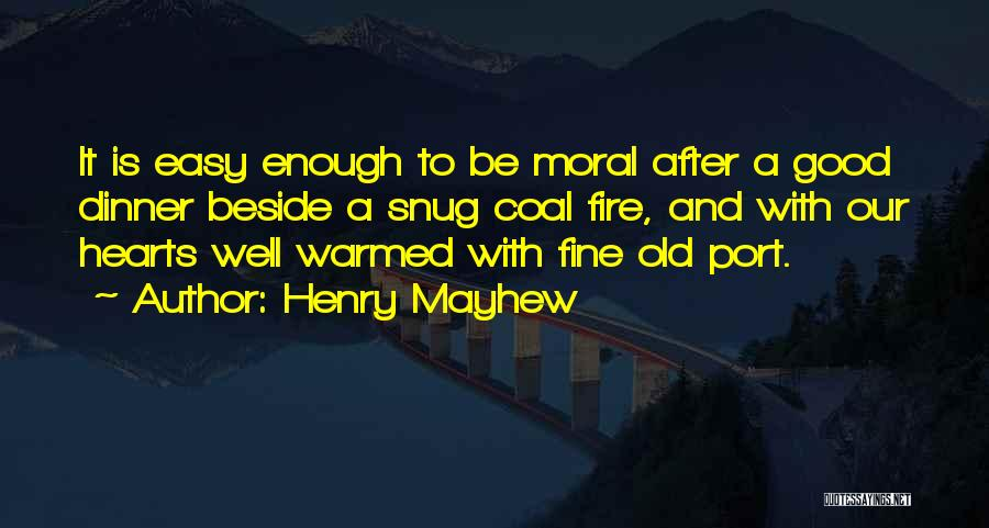Henry Mayhew Quotes 1543579