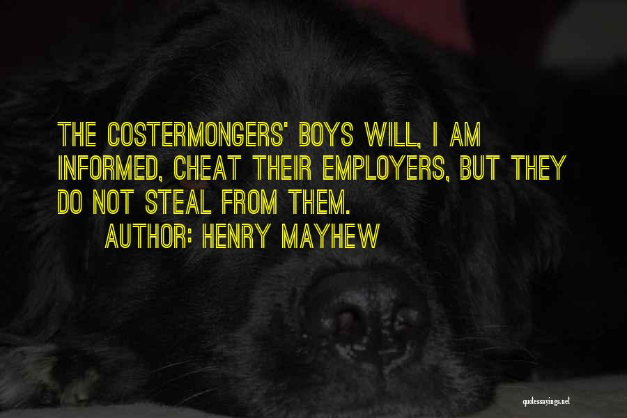 Henry Mayhew Quotes 2052041