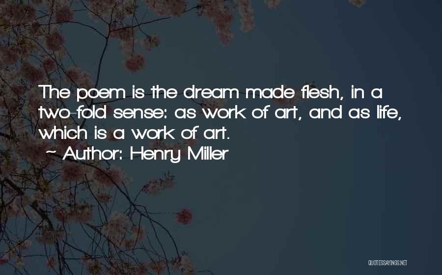 Henry Miller Quotes 137760