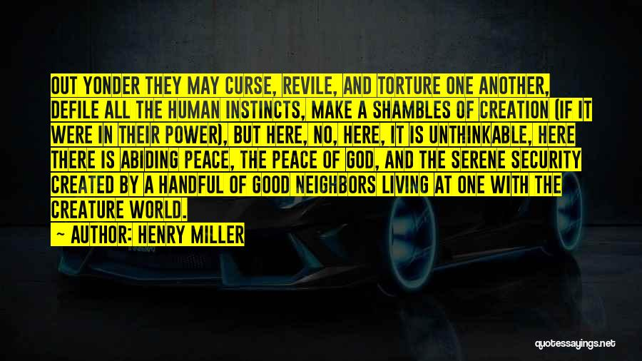 Henry Miller Quotes 183205
