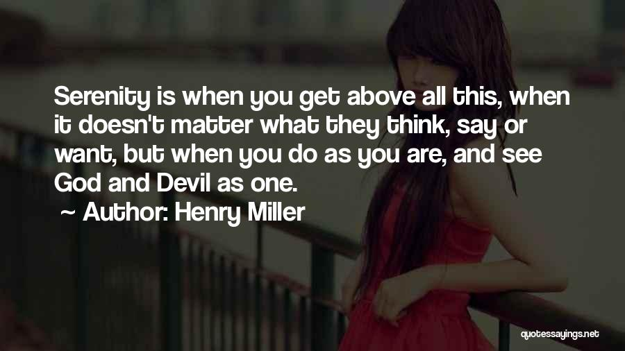 Henry Miller Quotes 1897088