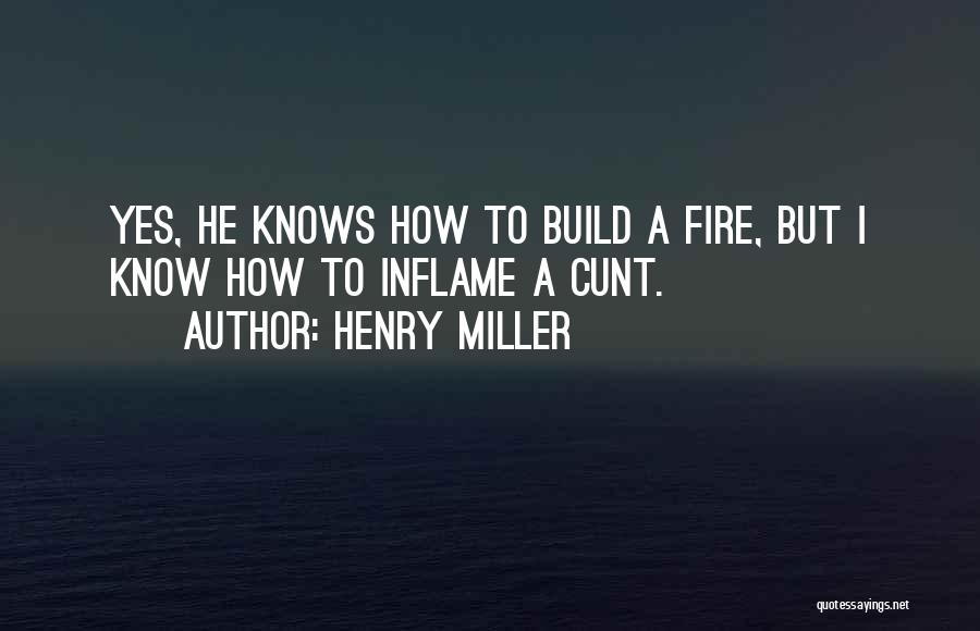 Henry Miller Quotes 296474