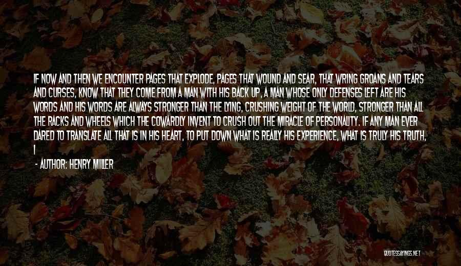 Henry Miller Quotes 778254