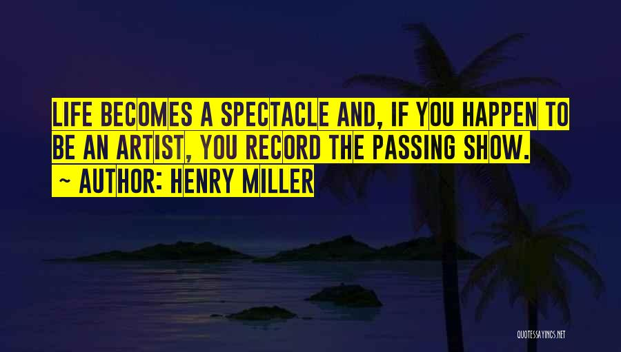 Henry Miller Quotes 994937