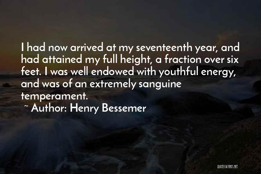 Henry Quotes By Henry Bessemer