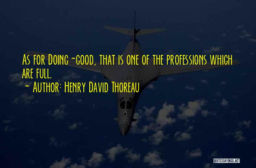 Henry Quotes By Henry David Thoreau