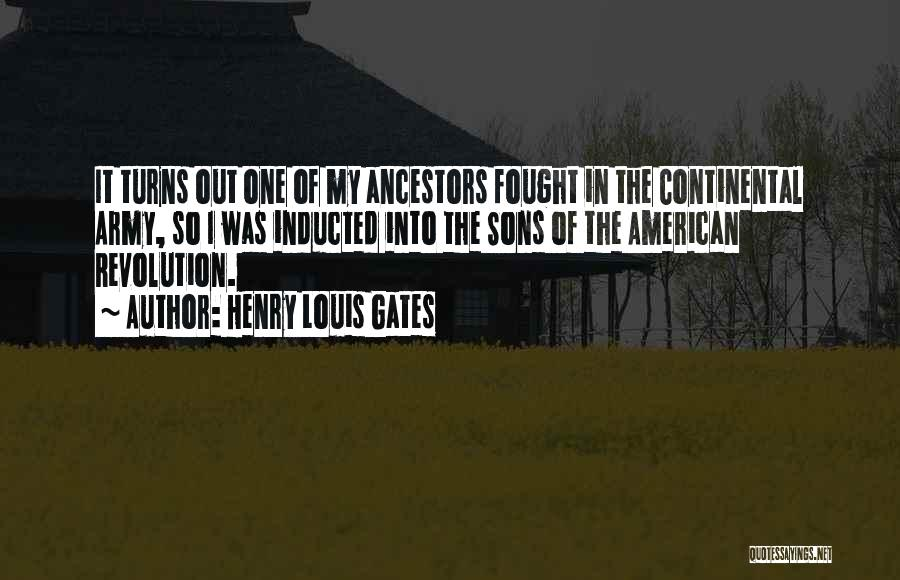 Henry Quotes By Henry Louis Gates