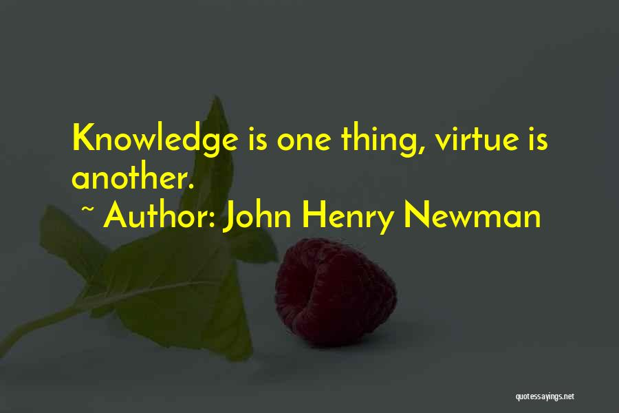 Henry Quotes By John Henry Newman