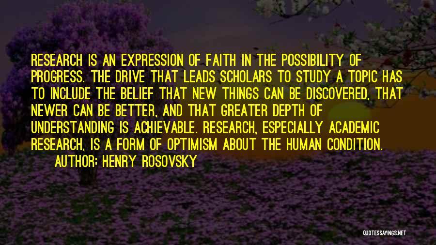 Henry Rosovsky Quotes 1832617