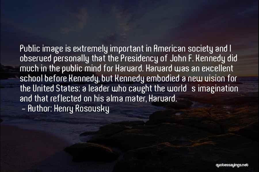 Henry Rosovsky Quotes 1958662