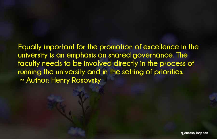 Henry Rosovsky Quotes 931215