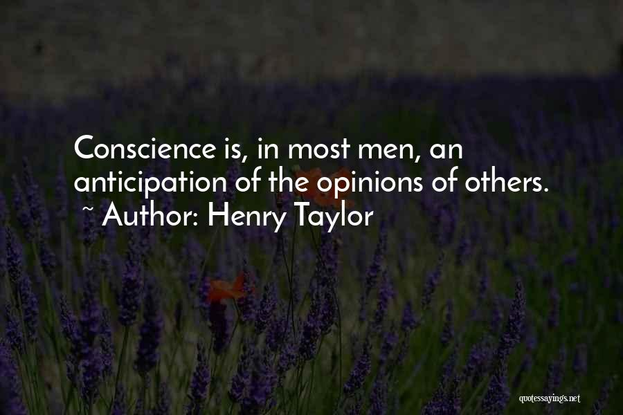 Henry Taylor Quotes 129721