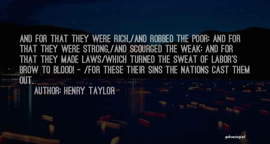 Henry Taylor Quotes 1529735