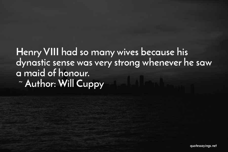 Henry Viii Wives Quotes By Will Cuppy